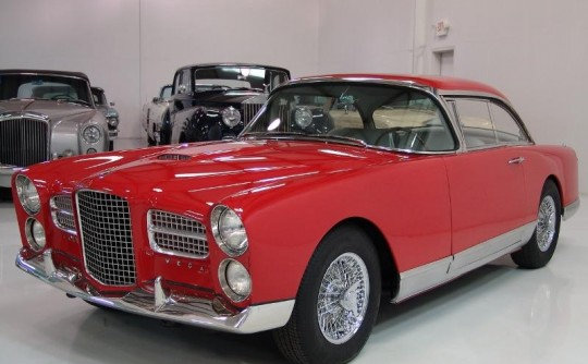 1958 Facel Vega FV4 TYPHOON COUPE