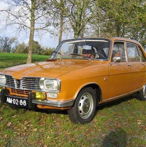1972 Renault 16TS