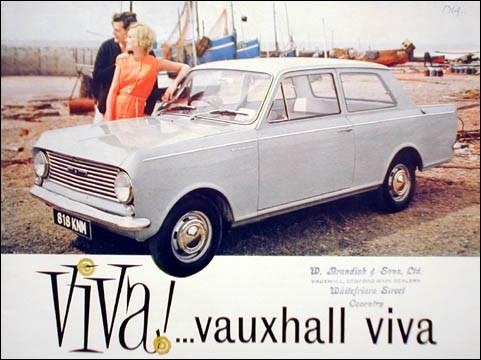 1966 Vauxhall Viva
