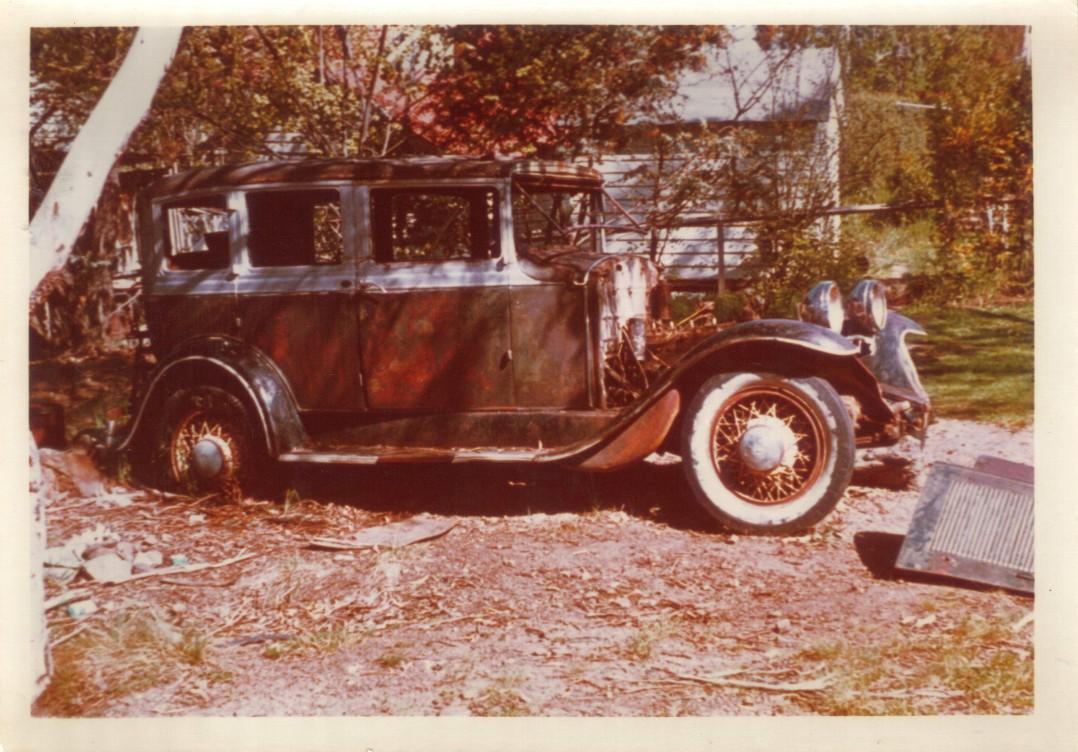 1928 Graham-Paige 614