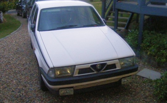 1985 Alfa Romeo 75 2.5
