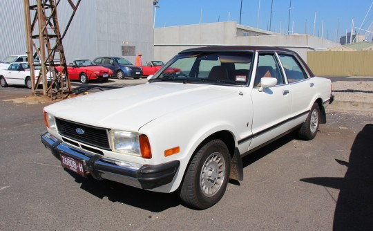 1978 Ford CORTINA GHIA