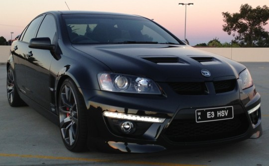 2011 Holden Special Vehicles E3 R8 Clubsport