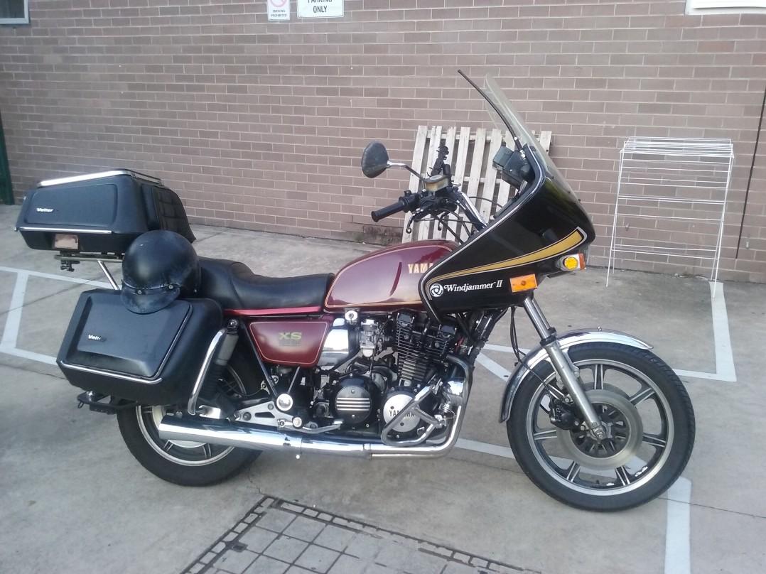 1978 Yamaha XS1100E