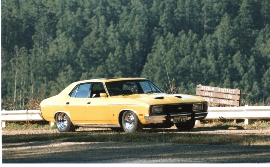 1976 Ford XC FAIRMONT GXL