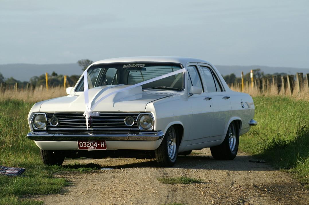1966 Holden HR Special Big Block Chev
