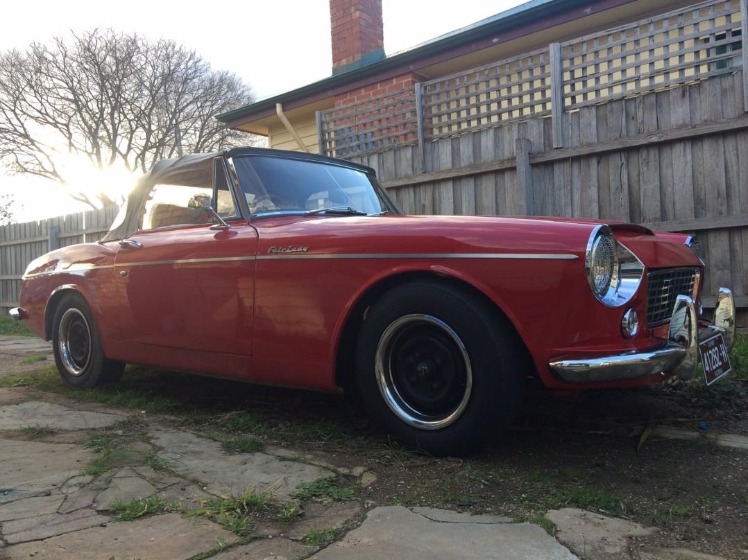 1963 Datsun Fairlady