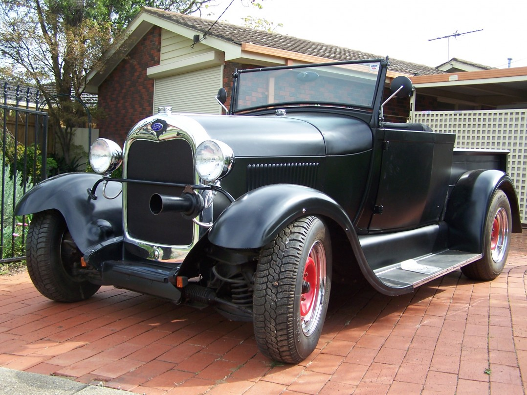 1929 Ford A Model