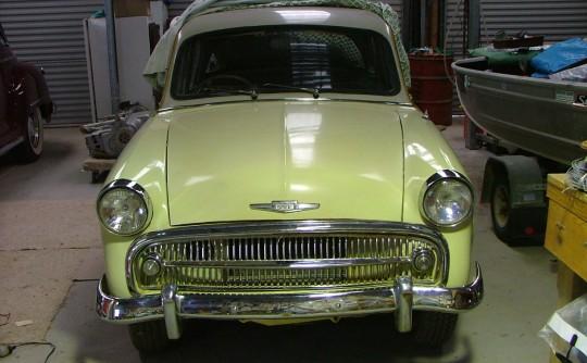 1957 Hillman Minx Series 1