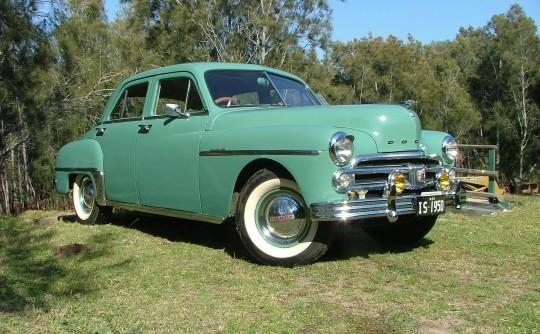 1950 Dodge Kingsway