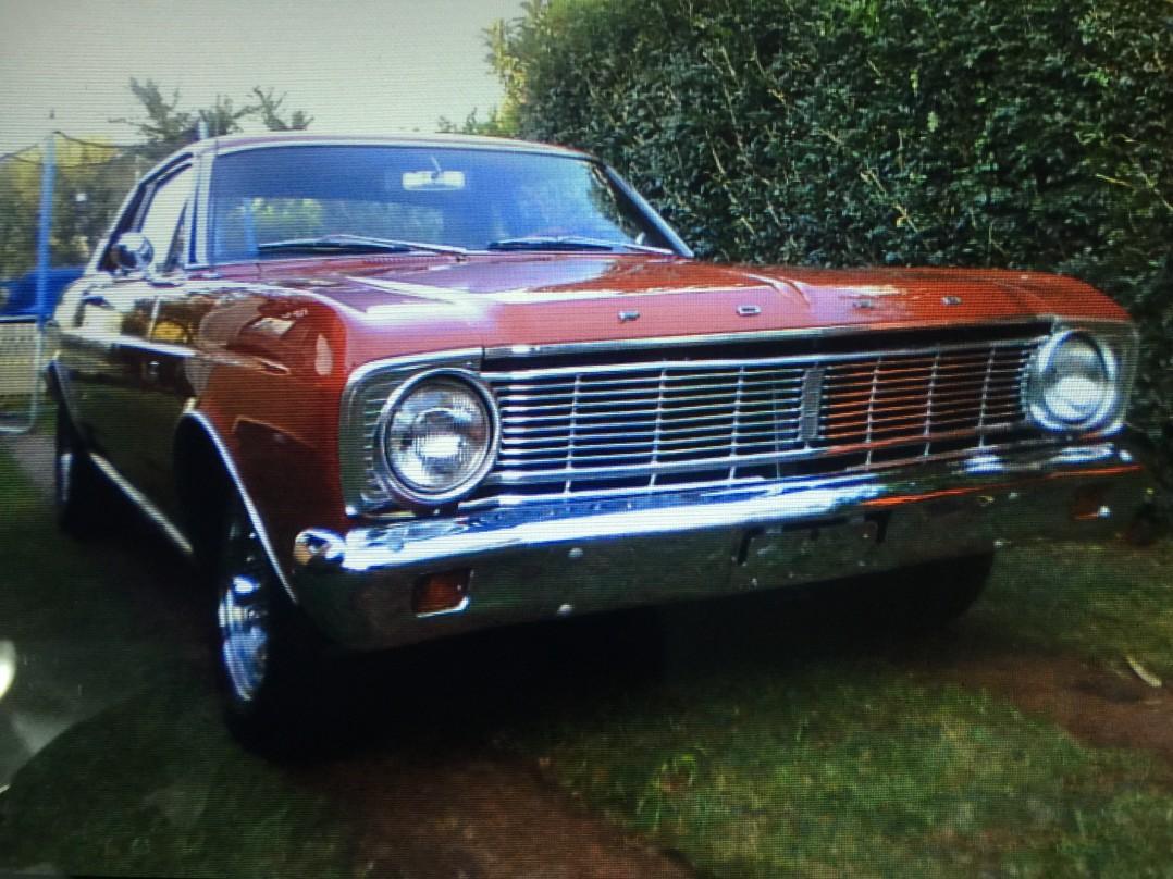 1966 Ford XR/XT U.S.A Import