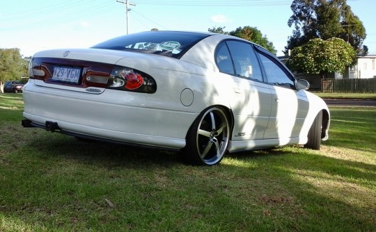 1998 Holden COMMODORE SS
