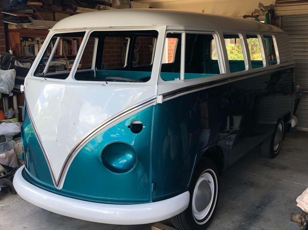 1965 Volkswagen T1 Transporter