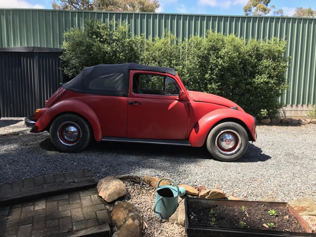 1964 Volkswagen Beetle 1300