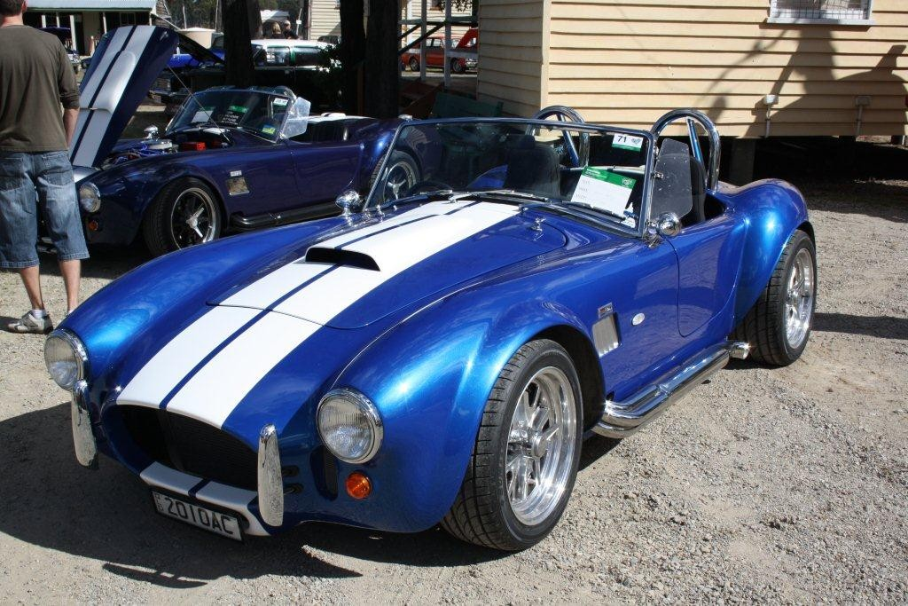 2010 Harrison AC Cobra replica