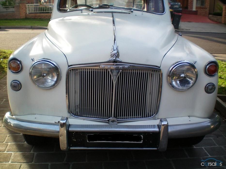 1959 Rover 105S