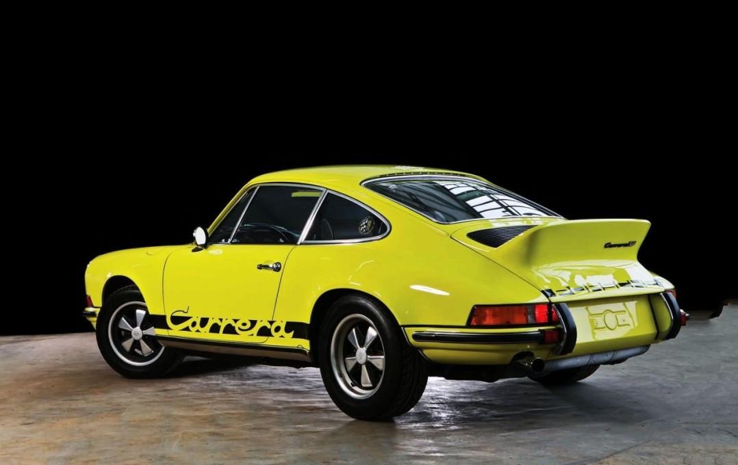 1973 Porsche carrera RS 2.7 (Tribute)