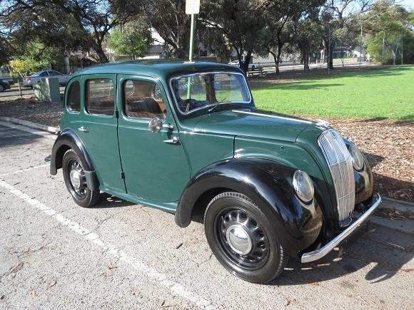 1946 Morris 8 (Series E)