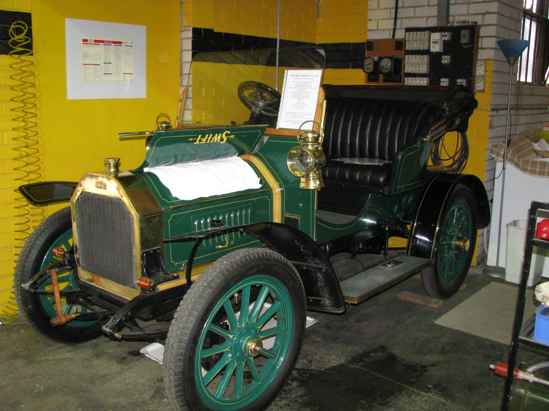 1908 Swift Twin Cylinder 10-12hp