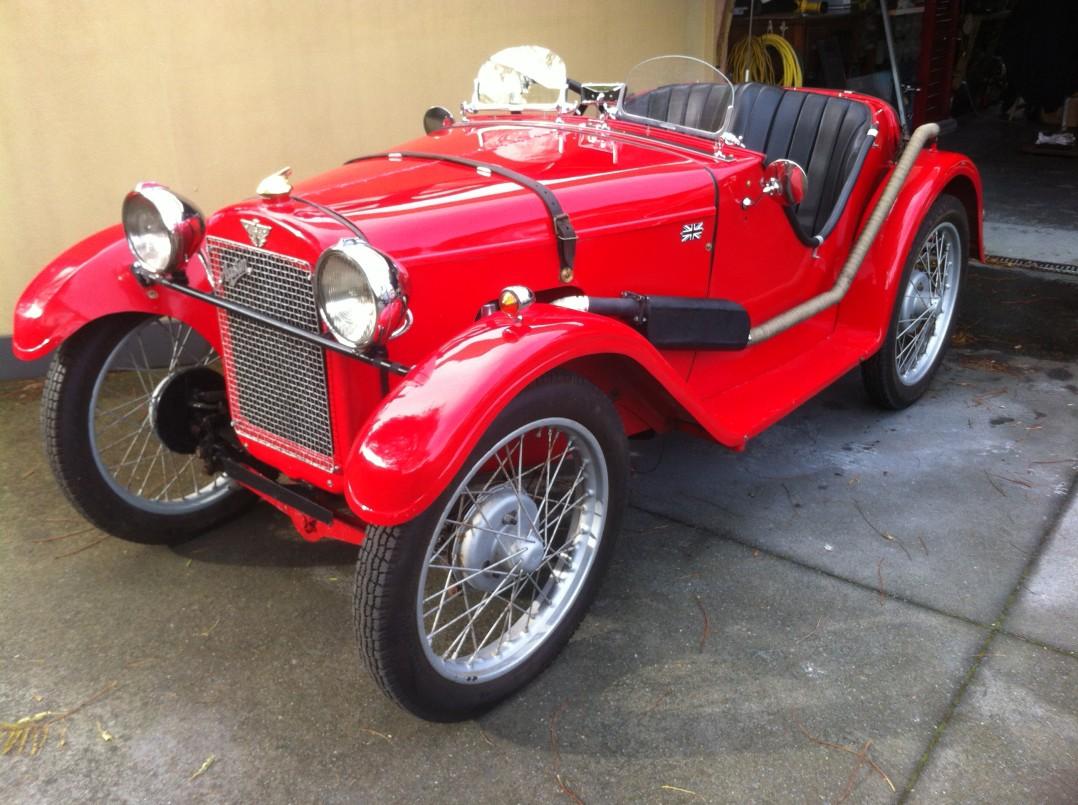 1930 Austin 7 Ulster (Tribute)