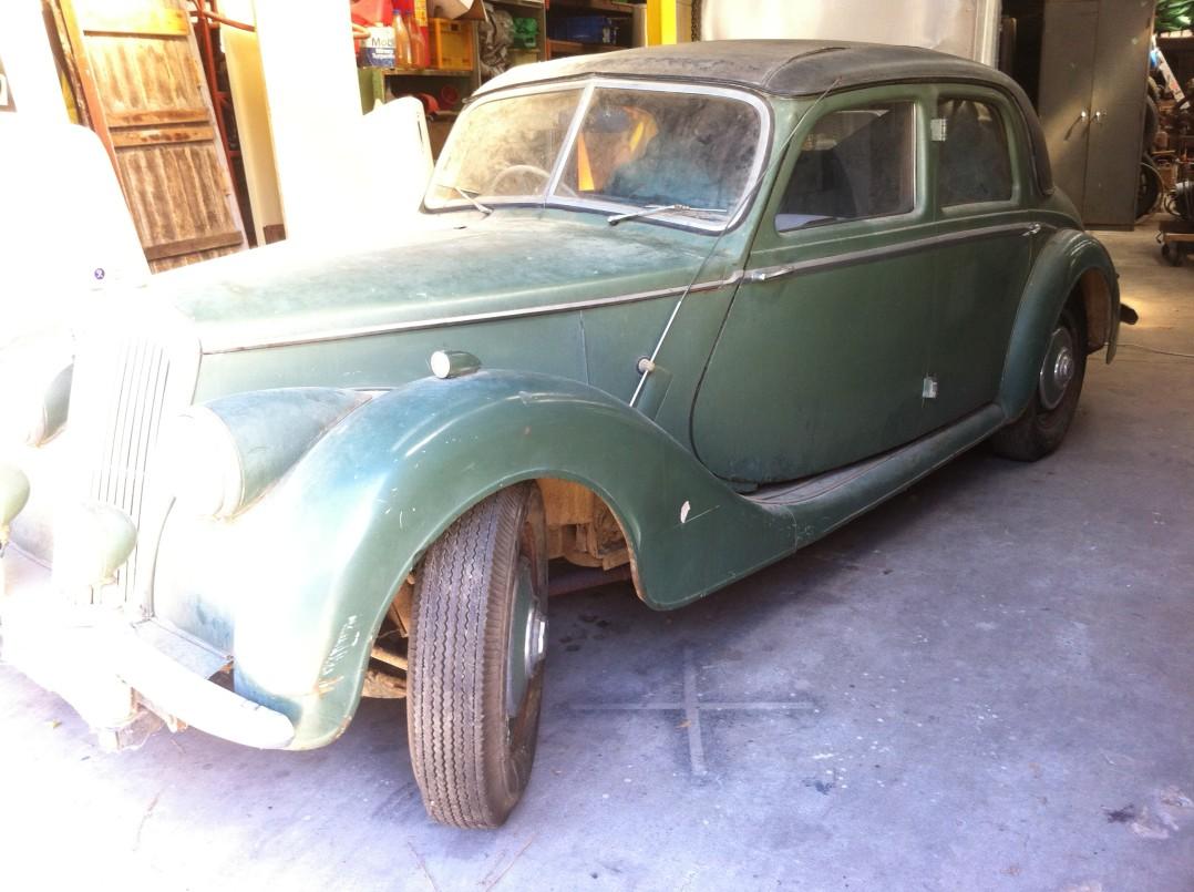1951 Riley RMA 1.5