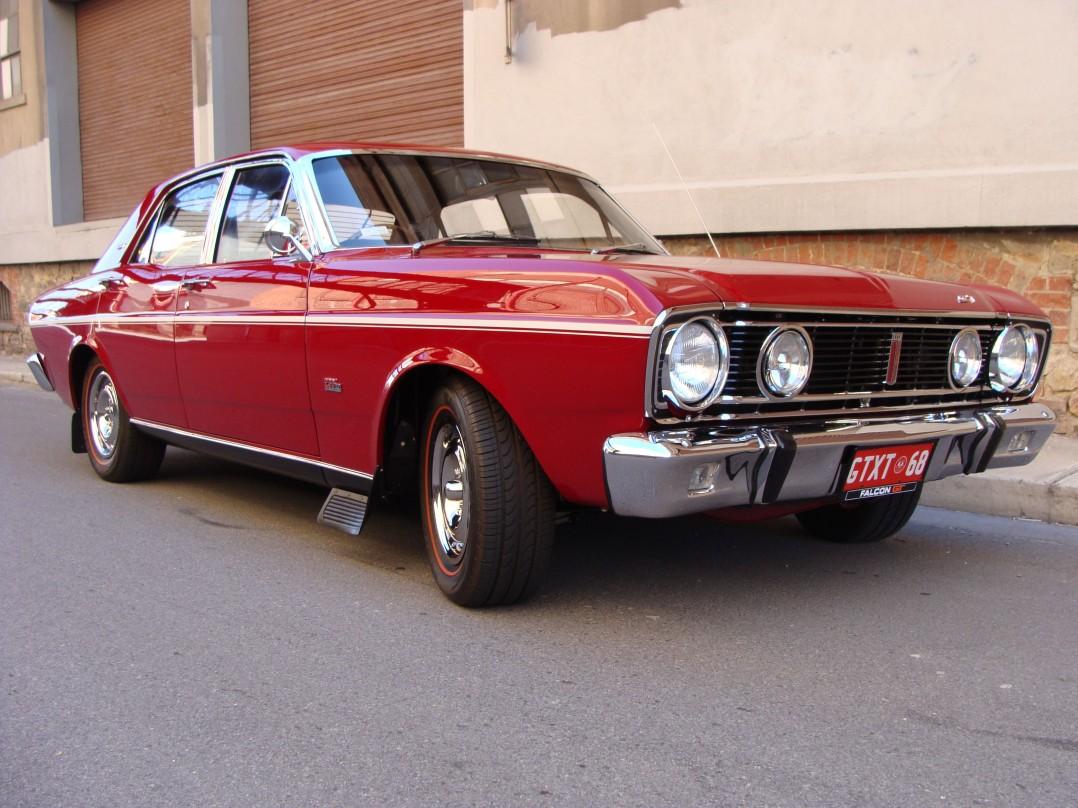 1968 Ford Falcon XT GT