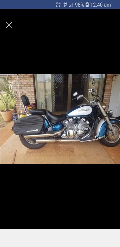 1996 Yamaha 1294cc XVZ1300A (ROYAL STAR)
