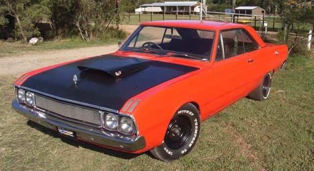 1969 Chrysler Valiant VF 770 Hardtop