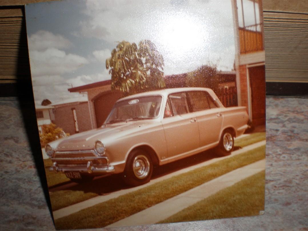 1960 Ford CORTINA 440