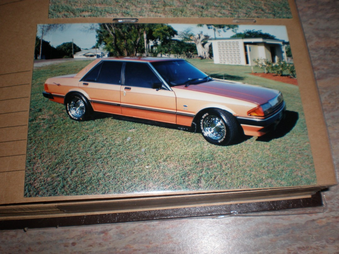 1982 Ford XE S Pack