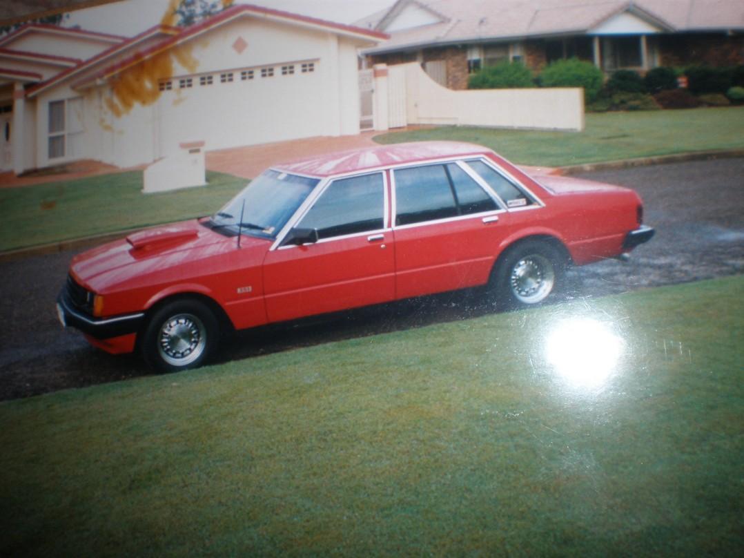 1981 Ford Fairlane  V8