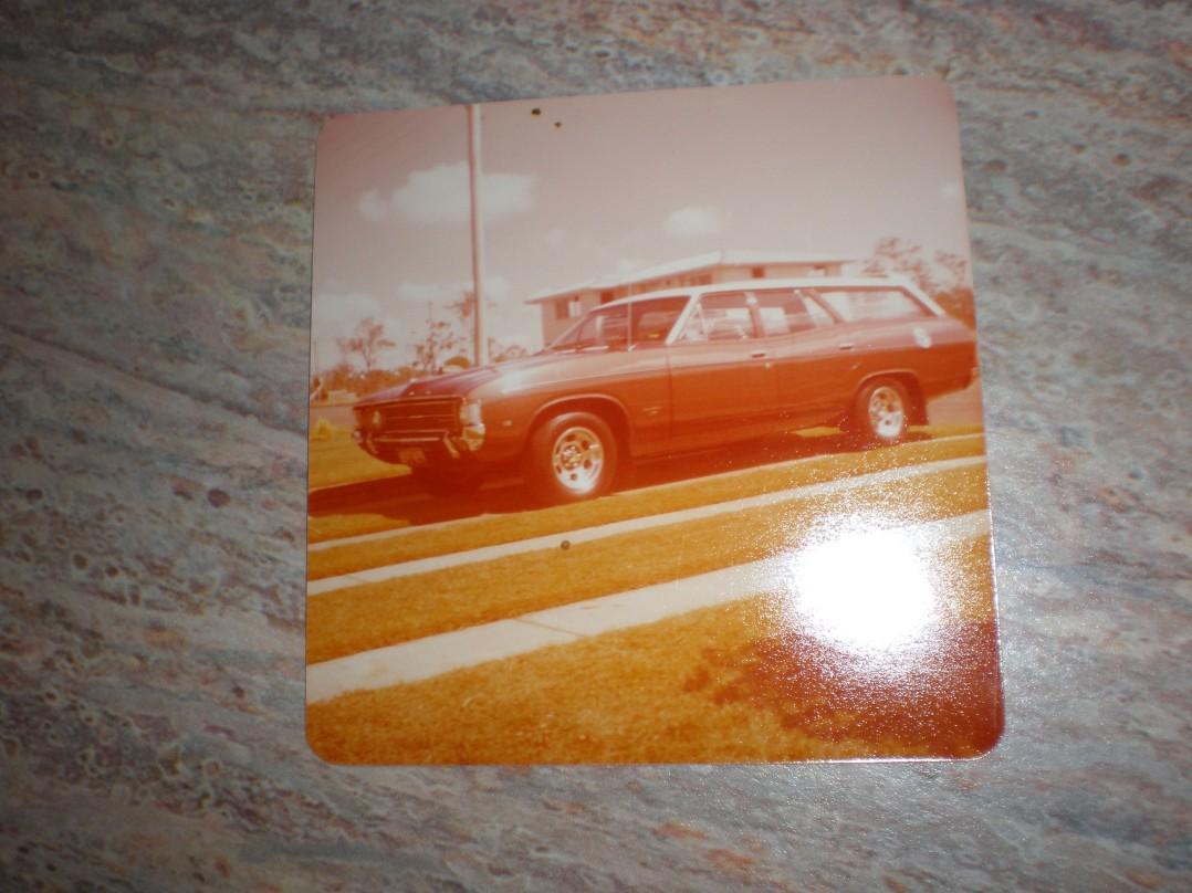 1973 Ford XA Falcon V8