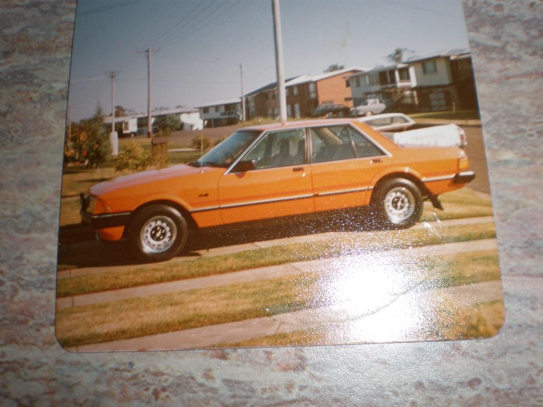 1981 Ford XD  S Pack  V8