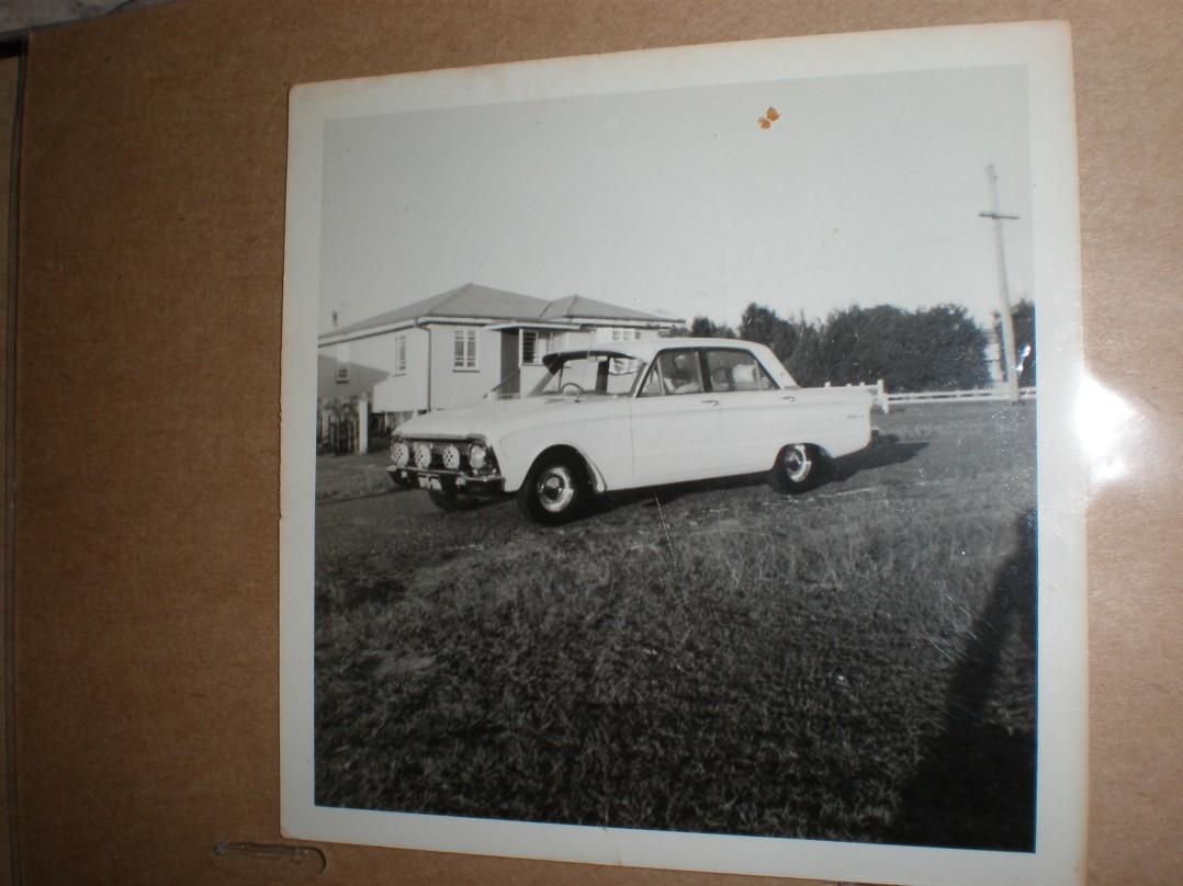 1964 Ford XM Falcon