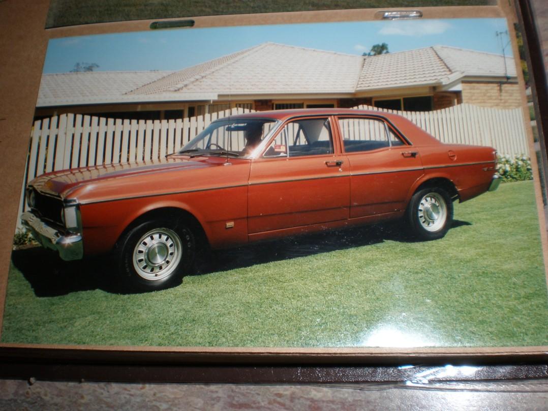 1972 Ford XY Falcon