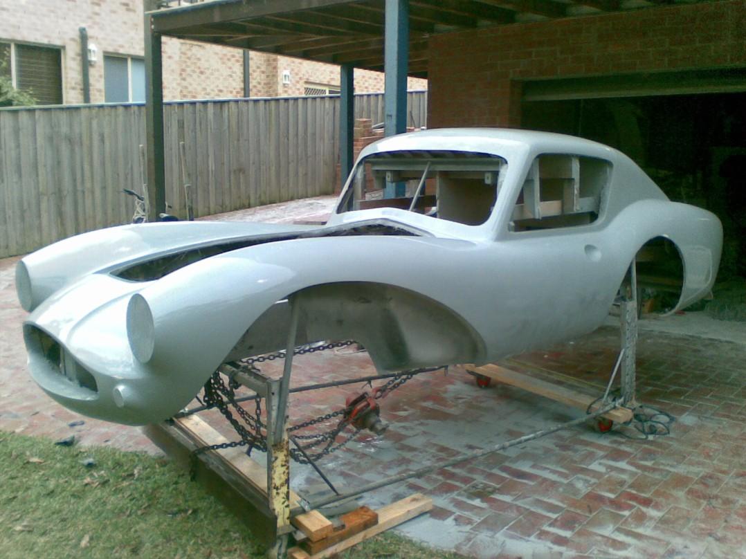 1957 Buchanan coupe