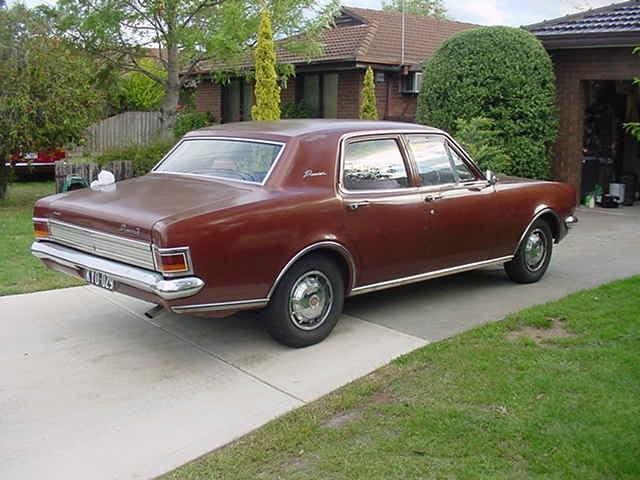 1970 Holden PREMIER
