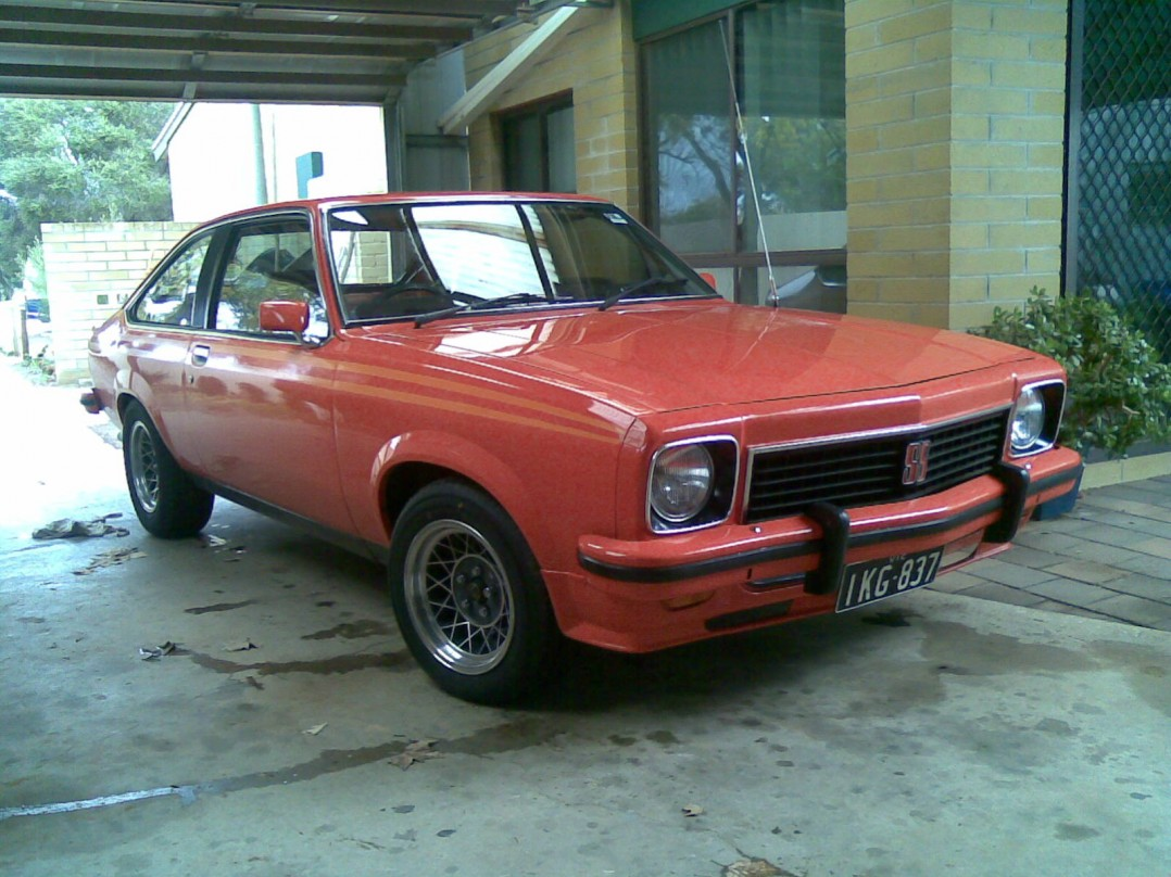 1976 Holden TORANA  HATCH