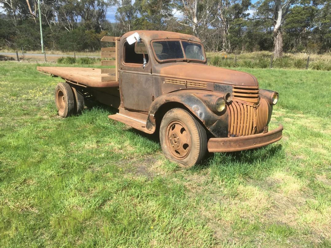 1942 Chevrolet 30CWT