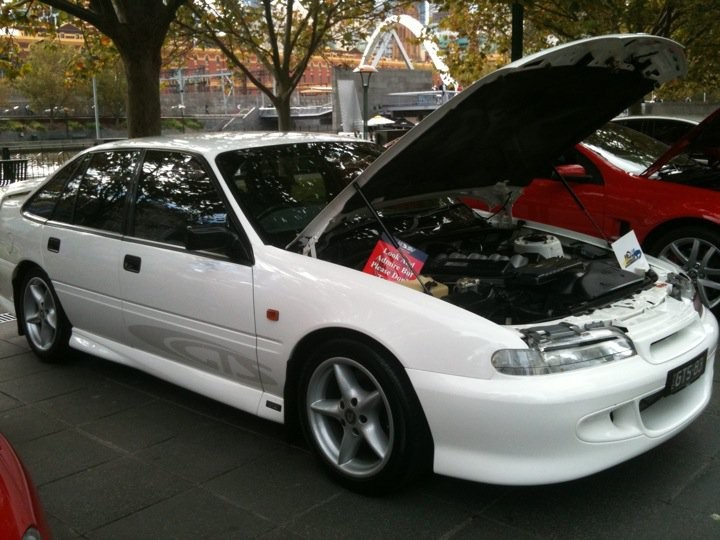 1994 Holden Special Vehicles vr  gts