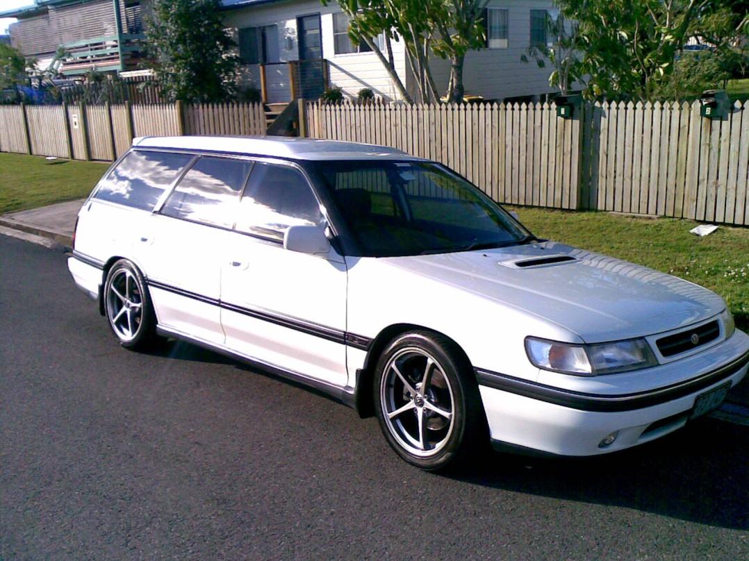 1994 Subaru Liberty RS Turbo