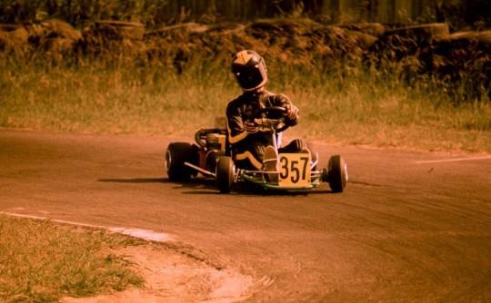1976 Deavinson Kart
