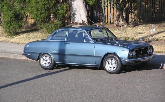 1967 Isuzu Bellett GT