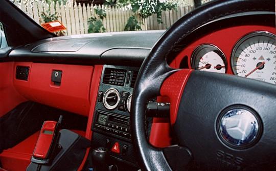 2000 Mercedes-Benz 230 SLK