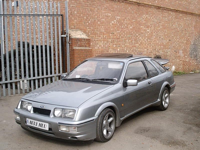 1984 Ford Sierra XR4I