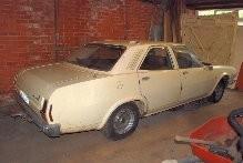 1974 Leyland P76 DELUXE