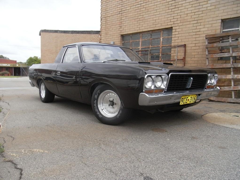 1977 Chrysler Valiant CL