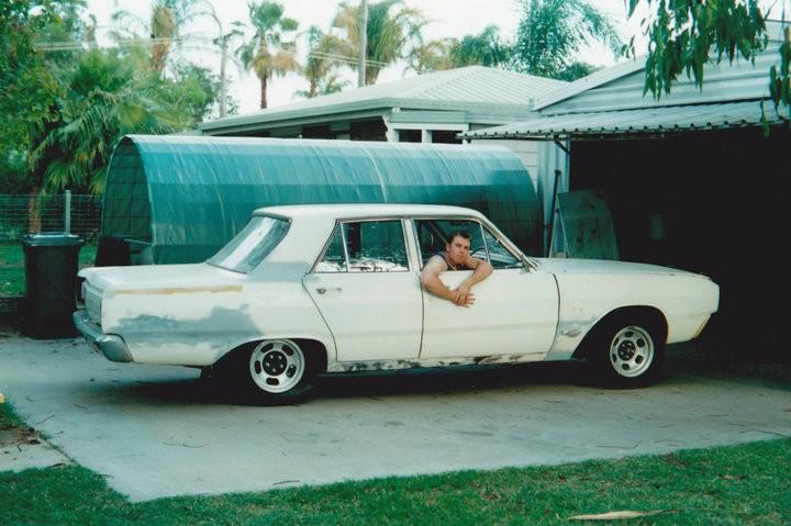 1968 Chrysler VALIANT