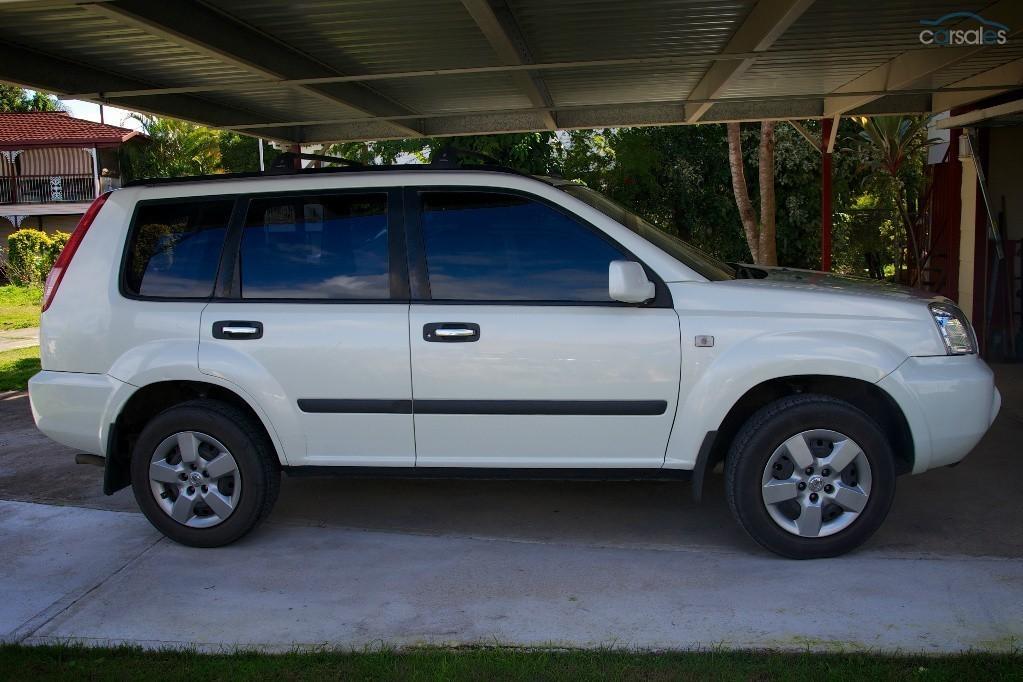2004 Nissan X-TRAIL ST