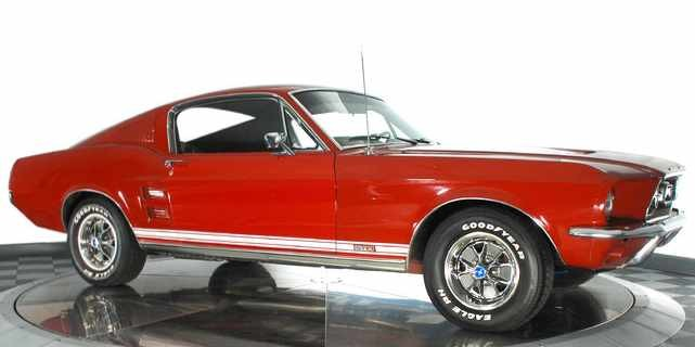1967 Ford MUSTANG GT-A